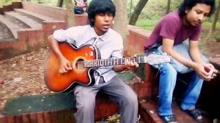 Roj bikele in acoustic by joy (vocalist of thikanahin band)