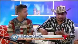 Duey Meza x Lisandro Meza Entrevista En Acceso Total