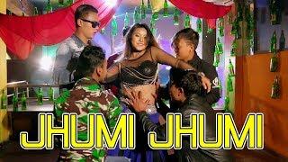 JHUMI JHUMI- New Dancing Dj Song By Subash karki -binod panday Ft- Arushi Magar chot moktan