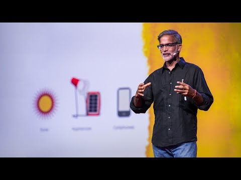 The thrilling potential for off grid solar energy Amar Inamdar