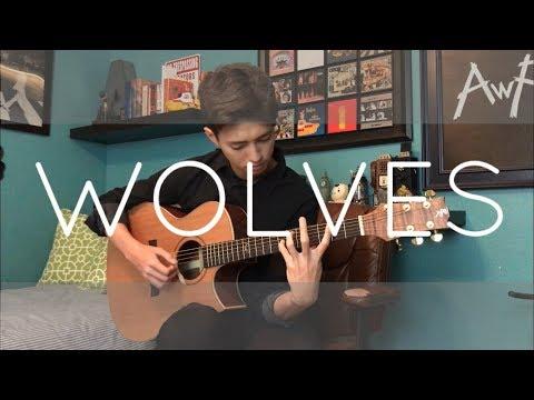 Wolves - Selena Gomez, Marshmello - Cover (Fingerstyle Guitar)