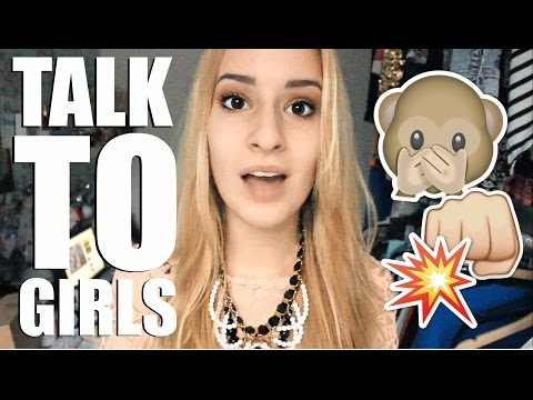♥ How to talk to girls ♥