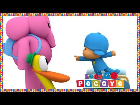 Let s Go Pocoyo The Best Bedroom Episode 46 in HD