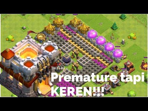 dapet th 11 prematur tapi keren coc indonesia ep 01 playithub