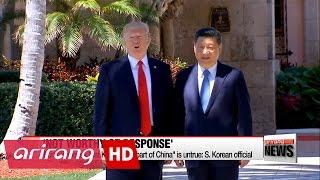 S. Korea dismisses Trump's remark that Korea was