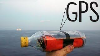 Message in a Bottle + GPS • How to make it