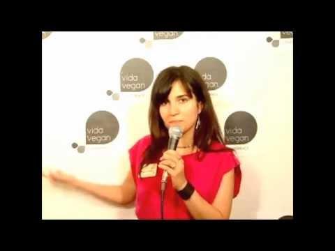 Xxx Mp4 How To Be A Succesful Vegan Author Terry Hope Romero Vegan Latina 3gp Sex