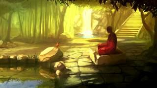 Meditation Music   Flute Music & Water Sounds   Sleep, Relax & Meditation