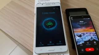 BacBa - Samsung Galaxy J5 2016 S bike mode