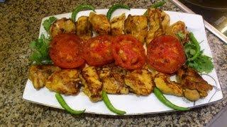 Joojeh Kabab Recipe | جوجه کباب