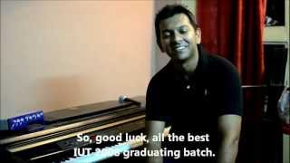 Wish Message for IUT'08 Batch- Tahsan