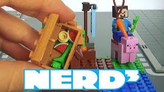 Nerd³ Toys - Chicken Coops and Melon Farms - 21140, 21138