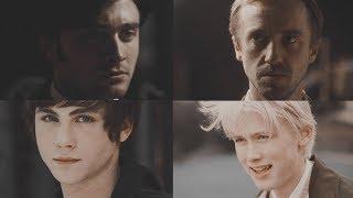 Draco & Harry | Albus & Scorpius