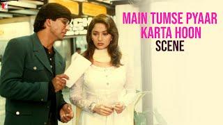 Scene: Dil To Pagal Hai | Main Tumse Pyaar Karta Hoon | Akshay Kumar | Madhuri Dixit