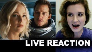Passengers Trailer Reaction