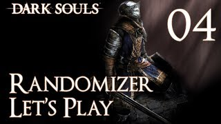 Dark Souls - Randomizer Let's Play Part 4: Bitch Be Good Stick +5