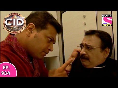 CID - सी आई डी - Episode 934 - 11th January 2017
