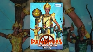 Pandavas The Five Warriors (Hindi) - Popular Animated Movie for Kids