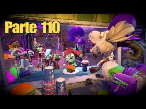 Plants vs Zombies Garden Warfare 2 - Parte 110 Haciendo El Cabra - Español