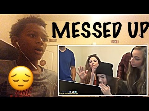 FOLLOW UP! Young Girl setups her 13 Year old Boyfriend to see if he'll cheat! (Reaction)