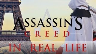 Assassin's Creed Meets Parkour in Real Life in Paris