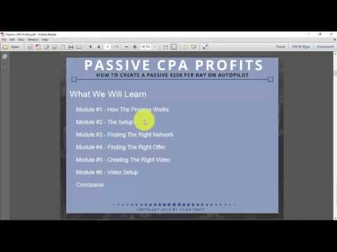 cpa - cpa marketing bangla tutorial - how to start cpa marketing free download