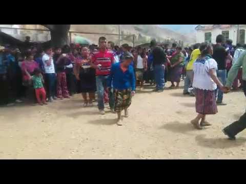 Fiesta en aldea ajul concepción huista de 2017