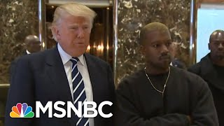Charlamagne And Ari Melber On Kanye, Therapy & Black Masculinity | The Beat With Ari Melber | MSNBC