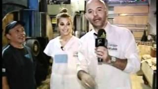 Cecilia Bonelli - CQC Argentina - Telefe 2010 Parte 1