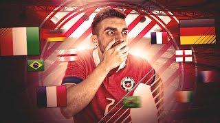 ME HAGO ESTA PLANTILLA BRUTAL EN FIFA 17