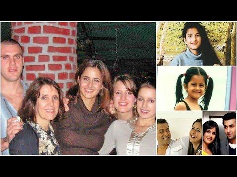 নায়িকা ক্যাটরিনা কাইফ এর জীবন কাহিনী | Biography of Bollywood Actress Katrina Kaif 2016 !!