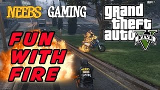 GTA 5 Next Gen: Fun With Fire