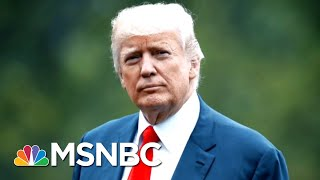 'So Sad': President Donald Trump Delivers Harshest Blow Yet To Jeff Sessions | Deadline | MSNBC