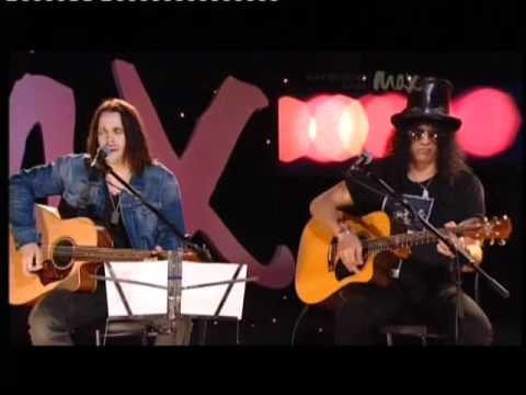 Slash & Myles Kennedy MAX Sessions By The Sword