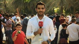 أنضميت إلى مجموعة MBC / تجمع اليوتيوبرز في دبي