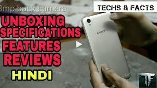 Oppo A37 [hindi] unboxing,features and specifications in hindi