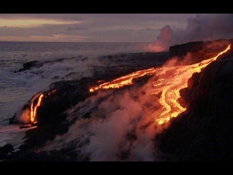 River of Lava   Benedict Cumberbatch narrates South Pacific   BBC