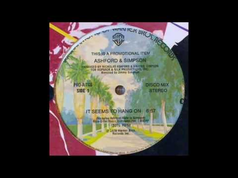 Ashford & Simpson It Seems To Hang On 12 Inch Mix