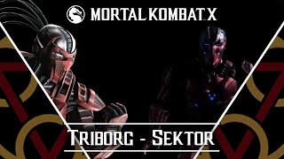 MKX - Triborg: Sektor Gameplay Predictions with Ketchup