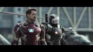 Captain America: Civil War Trailer Italiano HD