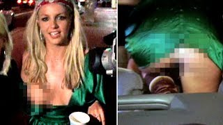 Britney Spears Lets It All Hang Out On Wild Night Of Partying In Hollywood [2007]