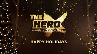 Happy Holidays From Colin and Joy | THE HERD