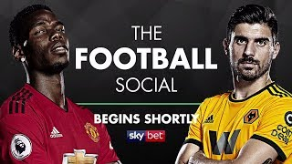 Man Utd 1-1 Wolves | Jose held to draw at Old Trafford | The Football Social