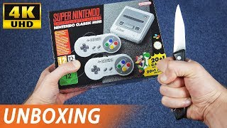 RASPAKIRAVAM SVOJU MLADOST NOŽEM - Super Nintendo Classic Mini