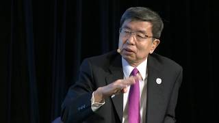 ADB President on the Importance of Multilateral Trade | CNBC Debate