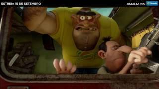 Mortadelo & Salaminho - Trailer Dublado