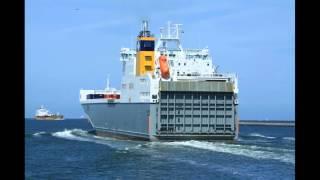 Spido grote haven rondvaart