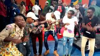 Odi dance challenge on one love citizen tv