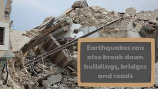 Earthquakes for Kids | Classroom Learning Video