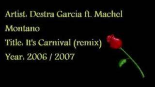 Destra Garcia ft. Machel Montano - It's Carnival (remix)
